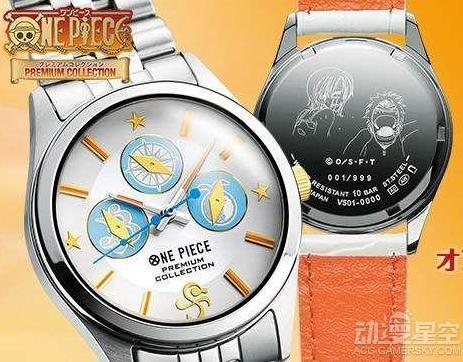 《海贼王》推出娜美主题手表 全球限量仅999块