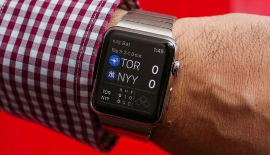 瑞士手表业将受益于智能手表热
