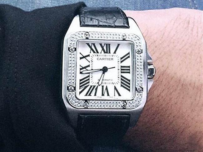 现代腕表的原型-卡地亚;Cartier;卡地亚