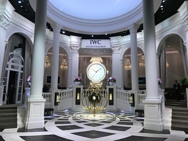 张梓琳、陈柏霖解码IWC万国表时间之美