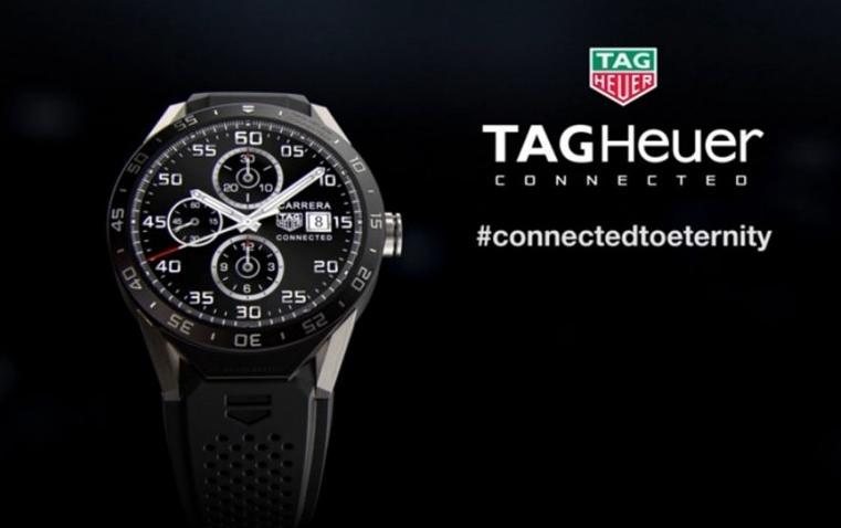 泰格豪雅继续智能化,5 月将推出 Android Wear 2.0 手表