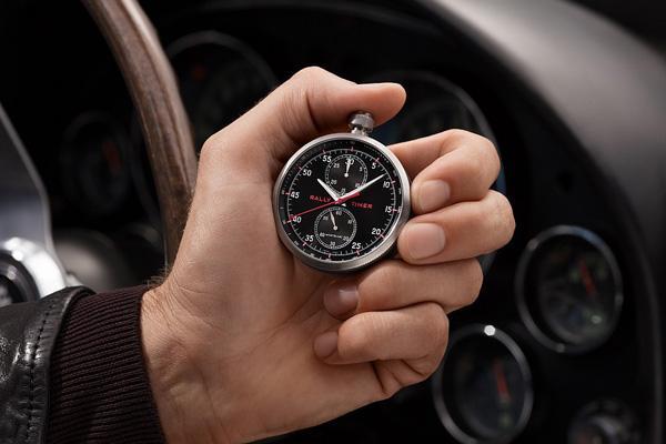 万宝龙TimeWalker系列拉力赛计时腕表限量款