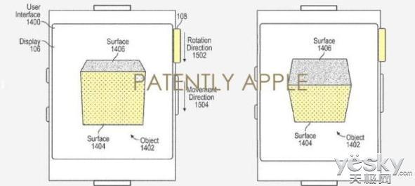 专利文件曝光:iPhone要新增数字表冠功能?