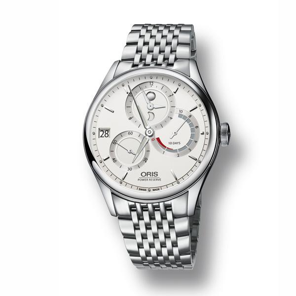 豪利时全新艺术家Oris112 自主机芯腕表