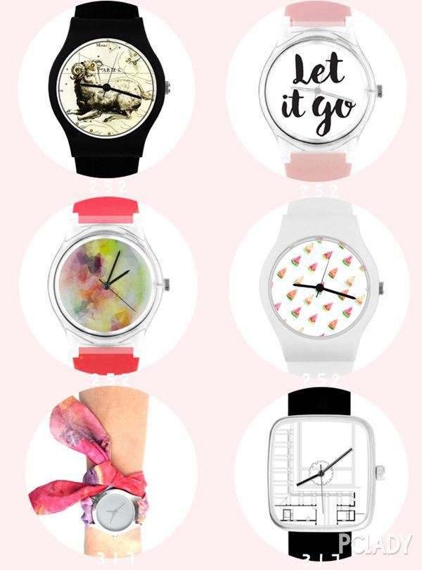 2017的桃花运请从一枚少女力Max的腕表开始