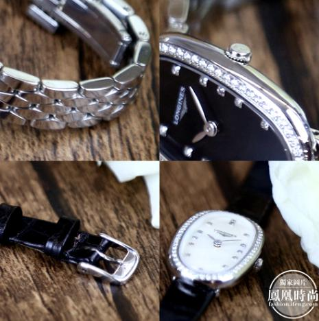 浪琴表圆舞曲系列不同款式腕表