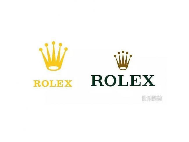 劳力士的标志最初其实不是皇冠?;ROLEX;劳力士